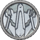 KRO-Sai Medal (Foundation X)