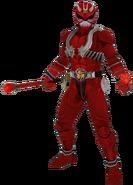 Kamen Rider Hibiki Kurenai in City Wars