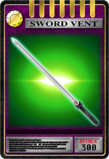 KRRy-Sword Vent Card (Blank)