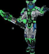 Kamen Rider Woz in City Wars