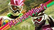 Maximum Mighty Critical Finish (Ex-Aid & Genm) (Prelude 1)