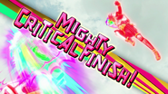 Mighty Critical Finish (Hammer) (Muscular) (Prelude)