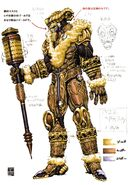 Aries Zodiarts concept art