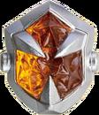 KRWi-Mage Wizard Ring (Amber)