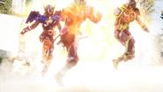 Zi-O 3 Riders Kick Step 5