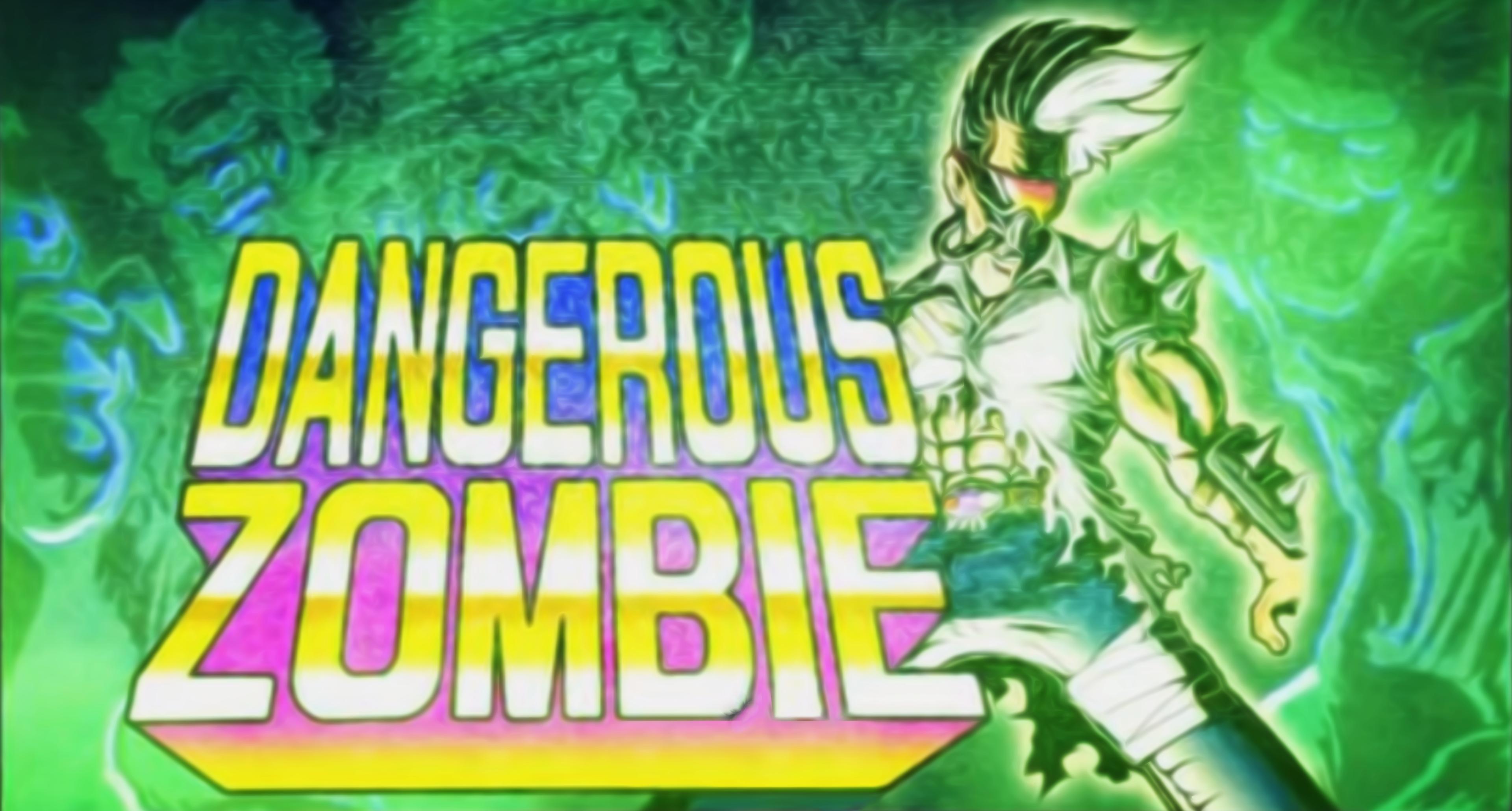 Dangerous Zombie