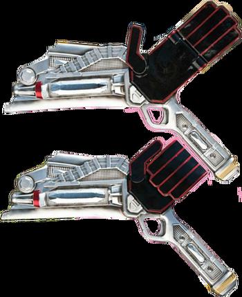 Gun (Mage)