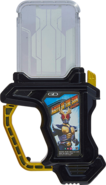 KREA-Agito of the Sun Gashat