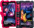 KRSa-Daishougun Momoichirou Wonder Ride Book (Transformation Page)