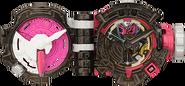KRZiO-Zi-OTrinity Ridewatch Dual Time