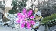 Jacking Break (Shining Assault Hopper) Defense Only