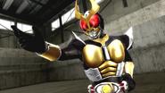 Kamen Rider Agito intro in Battride War Genesis