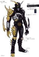Paradoxa Undead concept art