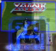 X Start Screen II
