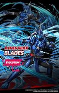 Blades in Puzzle and Dragons