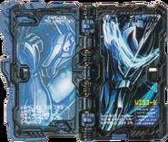KRSa-Tenkuuno Pegasus Wonder Ride Book (Transformation Page)