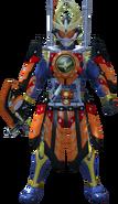 Kamen Rider Gaim Kachidoki in City Wars