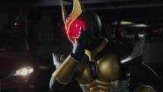 Kamen Rider Agito in Heisei Generations Forever