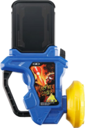 KREA-Gashat Gear Dual KOF (Single)