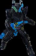 Kamen Rider Bulid KaizokuRessya Hazard in City Wars