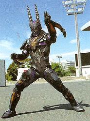 Ryuki-cb-gigazelle