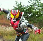 Bujin Rider Kiva