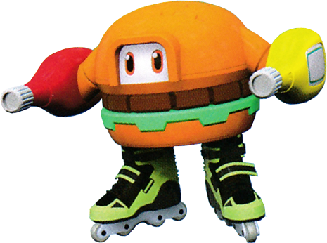 Burger Gamer
