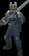 Kamen Rider Knight in City Wars