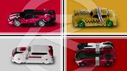Drive EP36 Shift Cars