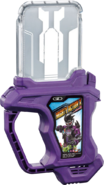 KREA-Proto Mighty Action X Gashat (MF ver.)