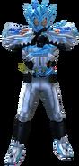 Kamen Rider Cross-Z Charge in City Wars