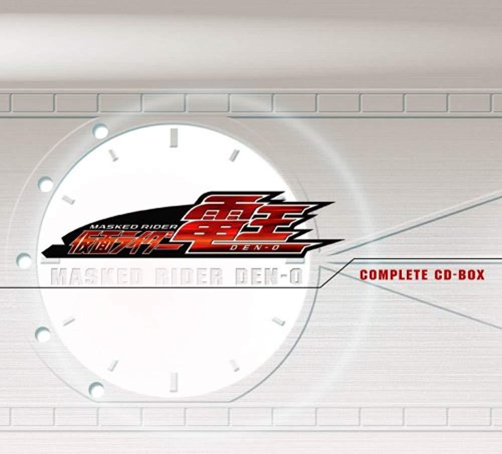 Kamen Rider Den-O COMPLETE DISC-BOX