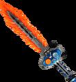 Gashacon Sword Fire