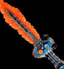 KREA-Gashacon Sword (Fire Mode)