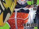 Novel: Kamen Rider Gaim Gaiden: ~Kamen Rider Zangetsu~