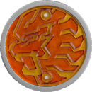 KRO-Lion Medal (Foundation X)
