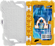 KRSa-2011 Fourze Odyssey Wonder Ride Book (Story Page)