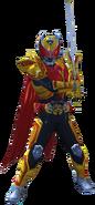 Kamen Rider Kiva Emperor in City Wars