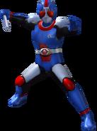 Kamen Rider Black RX Bio Rider in City Wars