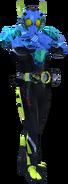 Kamen Rider Zero-One Freezing Bear in City Wars