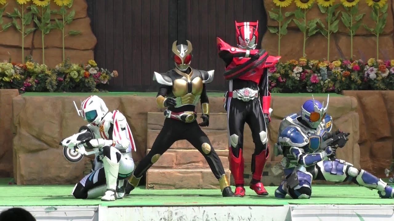 Kamen Rider Drive show (Episode 1)