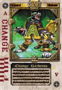 KRBl-Change Kerberos Rouse Card (Green)
