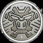 KRO-Gorilla Cell Medal