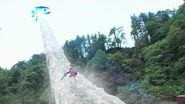 Mighty Taddle Critical Finish (Ice Bridge)