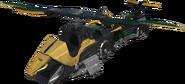 KRDO-ZeroLiner Naginata (Battle Mode v2)