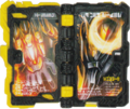 KRSa-Tri Cerberus Wonder Ride Book (Transformation Page)