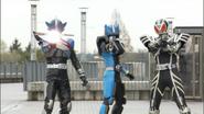 3 Gun Riders DCDEP12