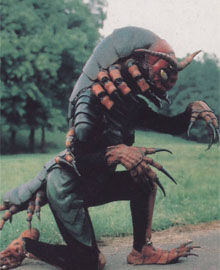 Centipede Mutant