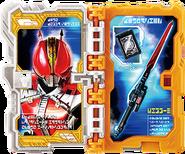 KRSa-Den-O Douwa Zenshuu Wonder Ride Book (Transformation Page)