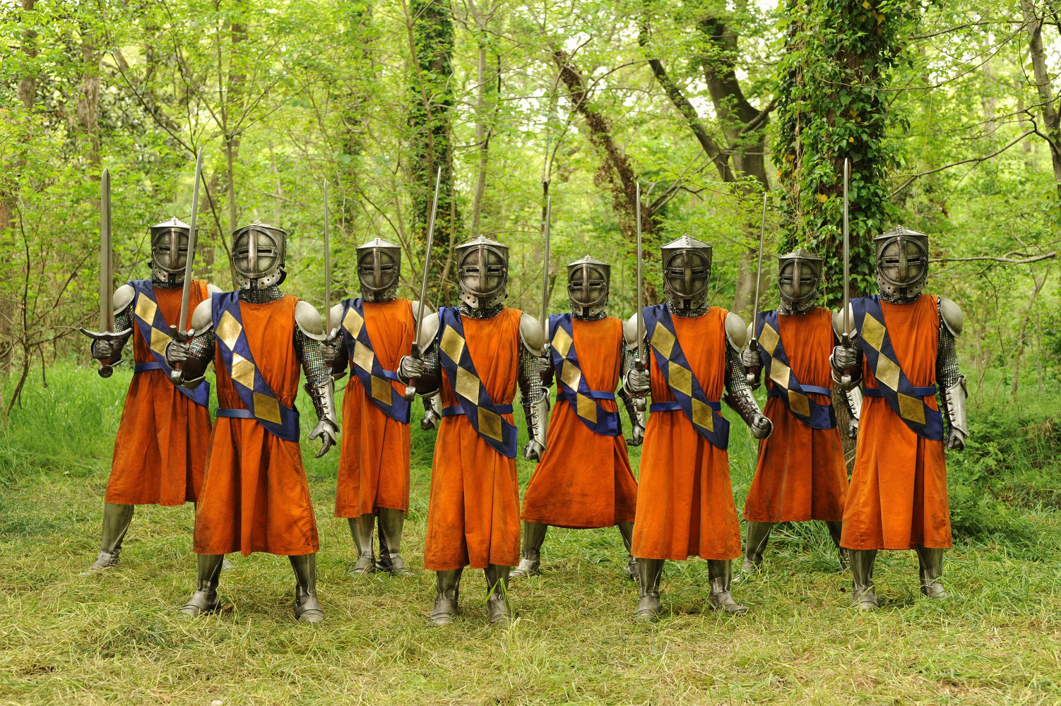 Knight Soldiers